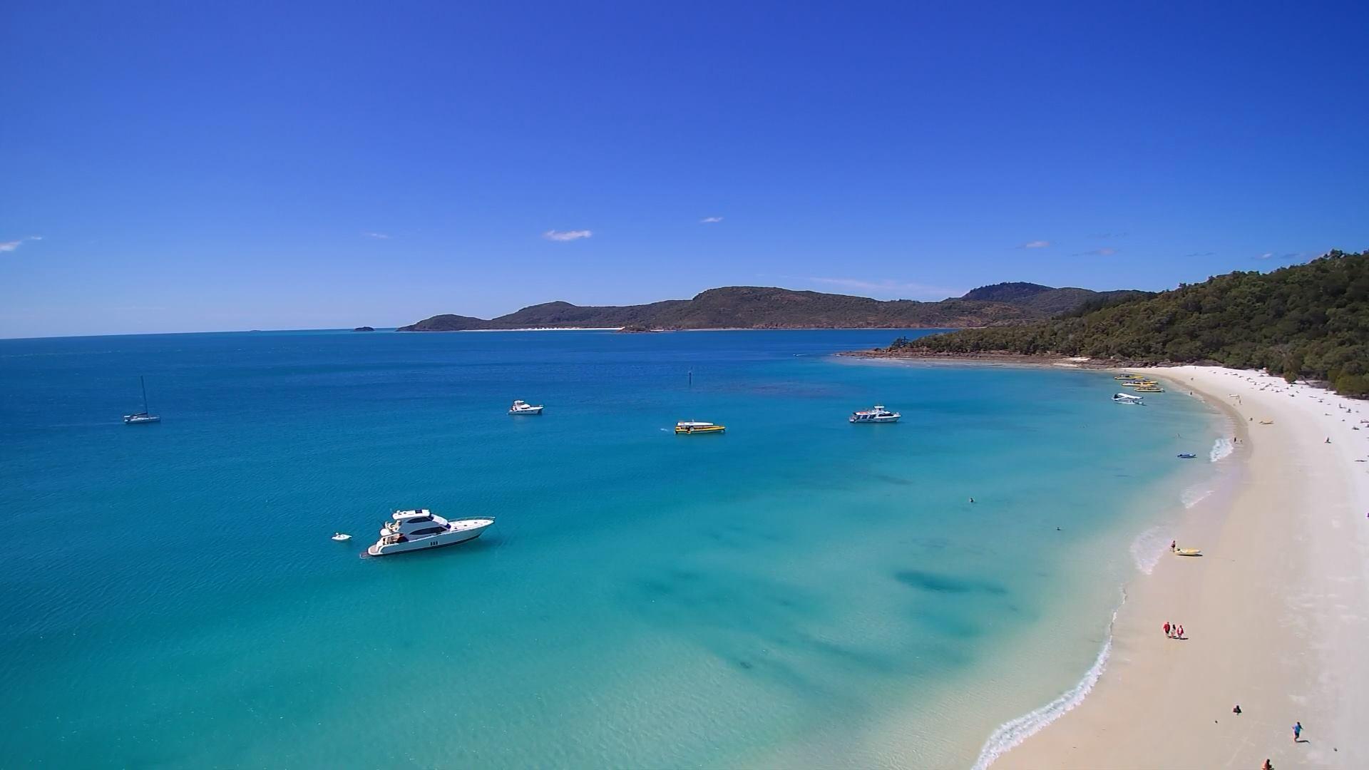visit whitehaven beach